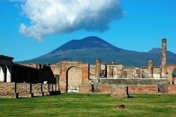 ヴェスヴィオ火山02