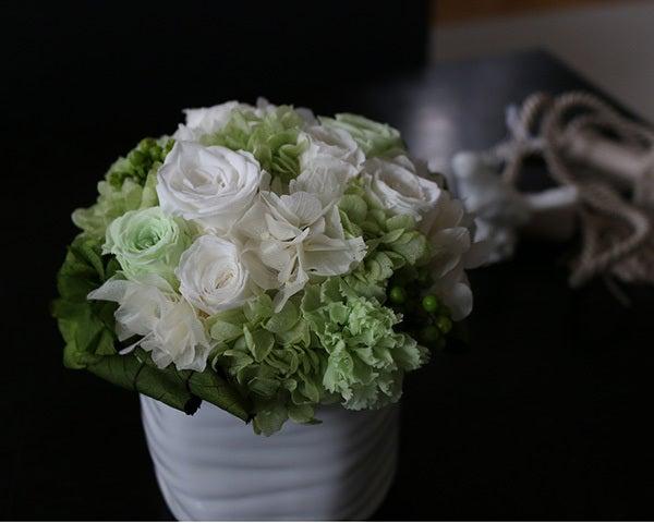 仏花,プリザーブドフラワー