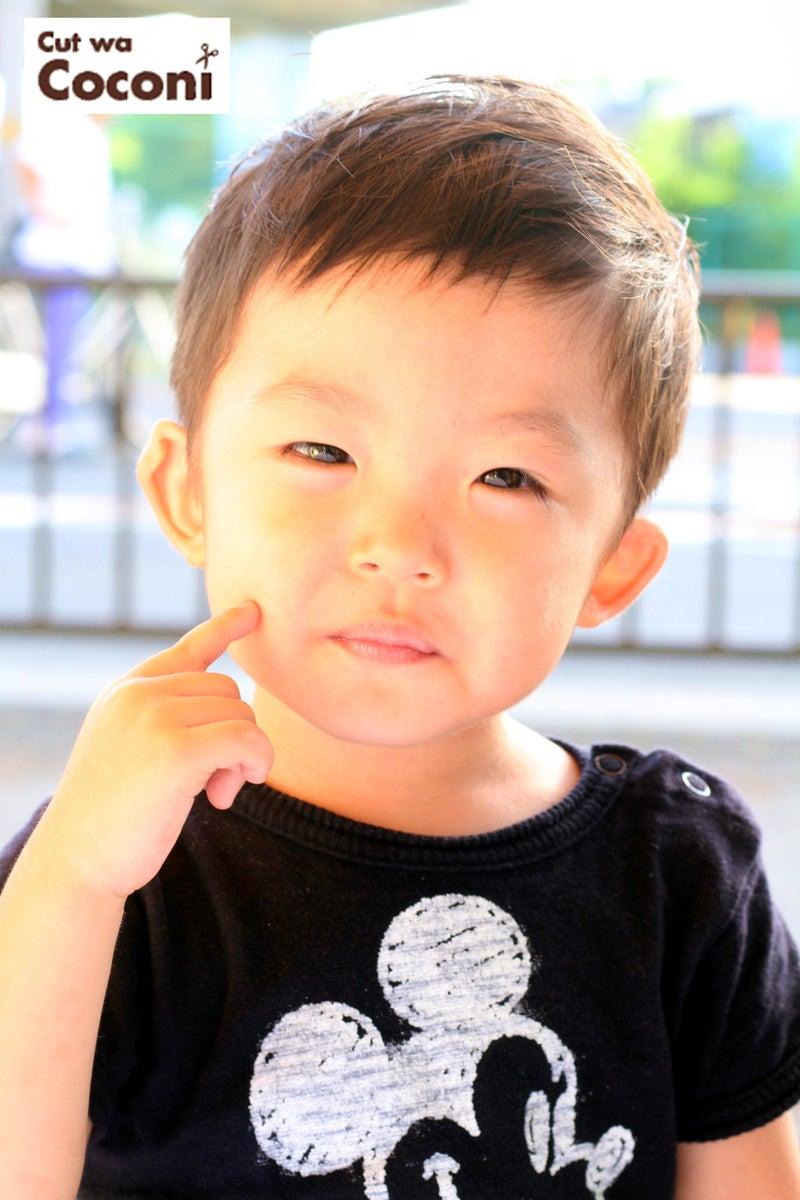 かわいいお子様カット!めっちゃかわいい男の子~!!! | Cut wa