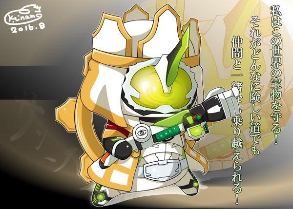 仮面ライダーゴースト 第46話決闘剣豪からの言葉 夢見る