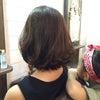 髪切りました。の画像