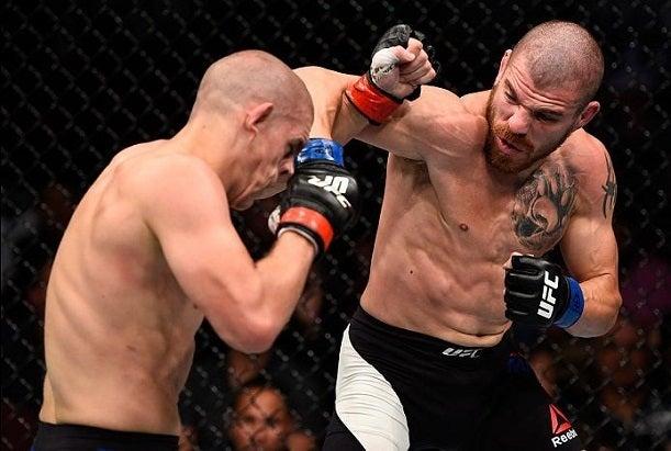 UFC on FOX 21 ジョー・ローゾン...