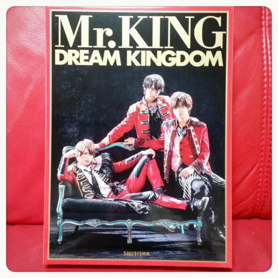 mr king 写真 集 トランプ