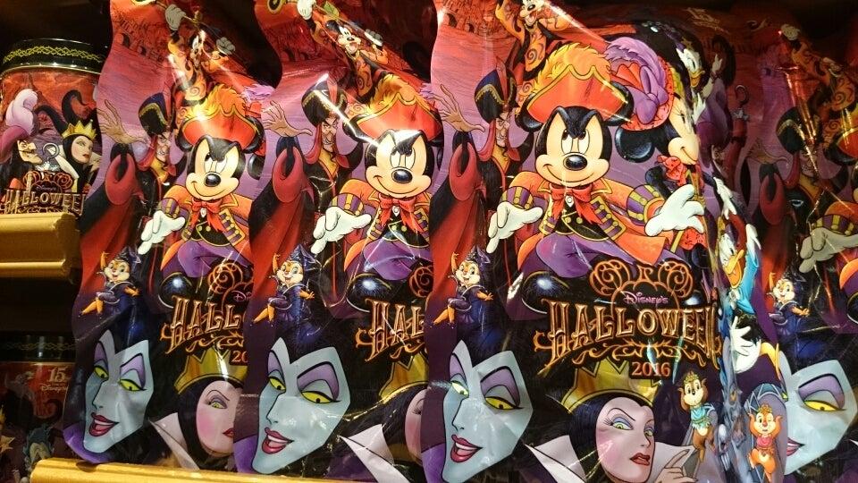 【東京ディズニーシー】新発売ヴィランズワールド『ハロウィンのお菓子』