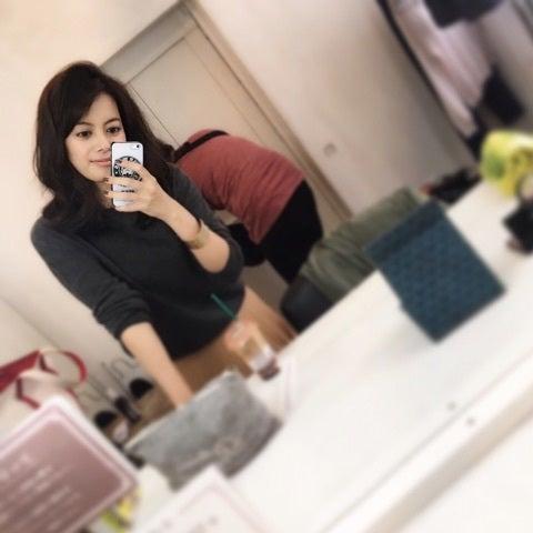 中林美和の自撮り画像