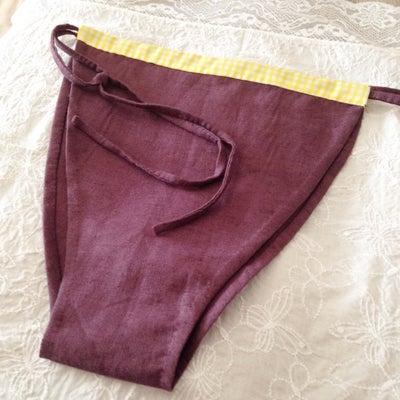 初心者でも作れる手縫い下着 ~ふんどしパンツ編~の記事に添付されている画像