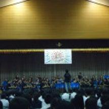 楽しい吹奏楽ステージ