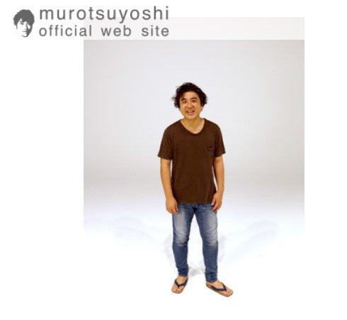 「ムロツヨシ プロフ画像」の画像検索結果