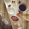 日曜日の朝ごはんはグルテフリー♡の画像