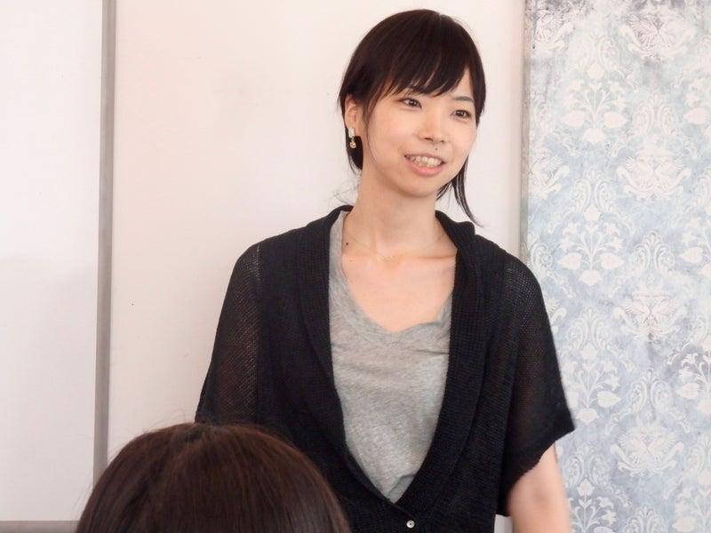 井上真里さんの大学生向け社会人...