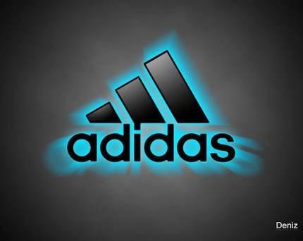 ロゴの話で昨日話してたadidasはロゴかっこいいと思ういます。 これは私えらんだadidasのロゴです。⬇⬇