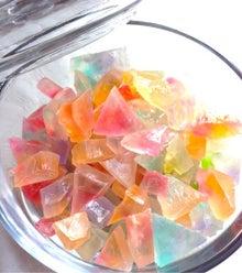 琥珀糖の作り方 レシピ