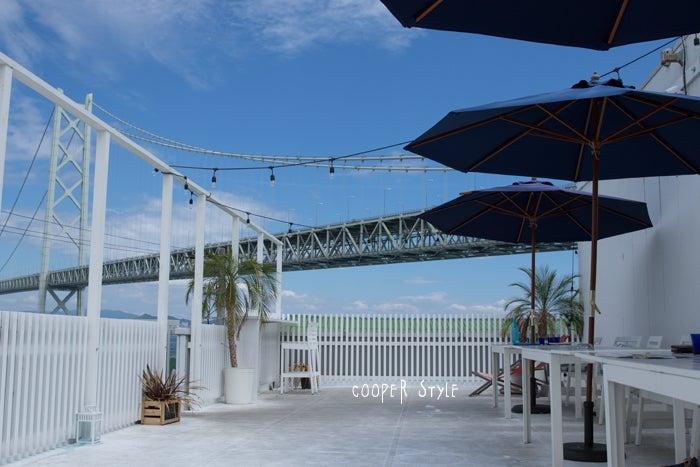 淡路島でテラス席ペット可のカフェ ラメール