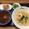 らーめん与七 膳所店【カレーつけ麺】@滋賀 近江大橋西詰 28.9.6の画像