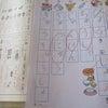 一年生の夏休みの宿題の丸ツケをしていると…の画像