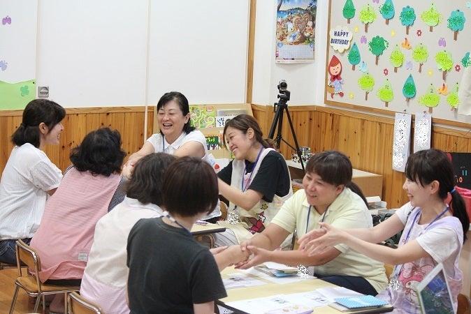 「南宮崎カトリック幼稚園」様にて、コミュニケーション研修