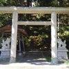 クライエントさんとの散歩コースの一つ「河島山の白山神社」の画像