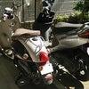 千葉県船橋市で乗らなくなった原付バイクの廃車手続きについてご案内します。の画像