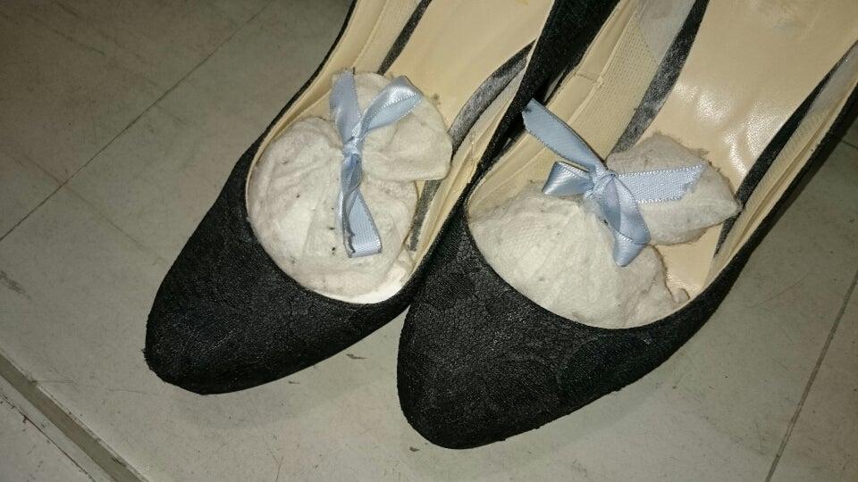 重曹私は靴の消臭だけでなく掃除などにも重曹使いまくっています!