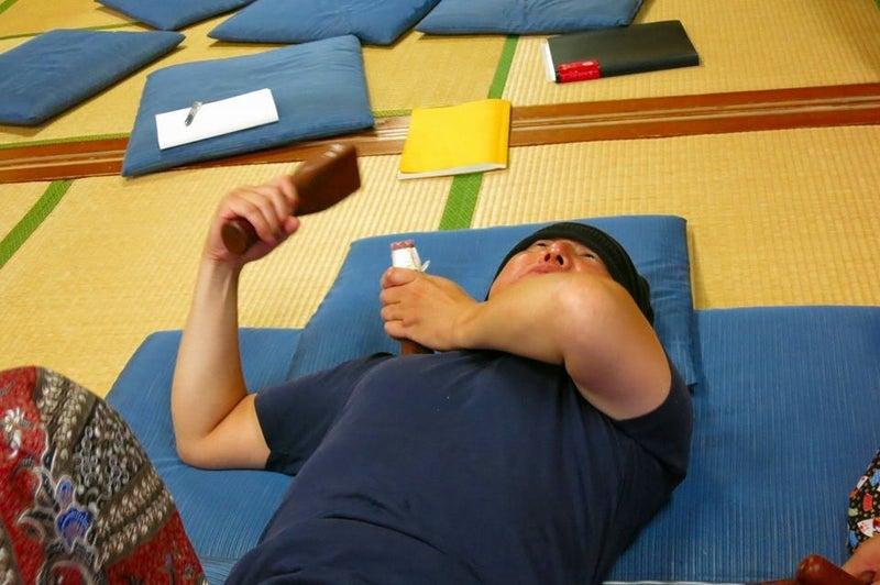 見直し&教え合う練習会☆タイ古式マッサージ 8