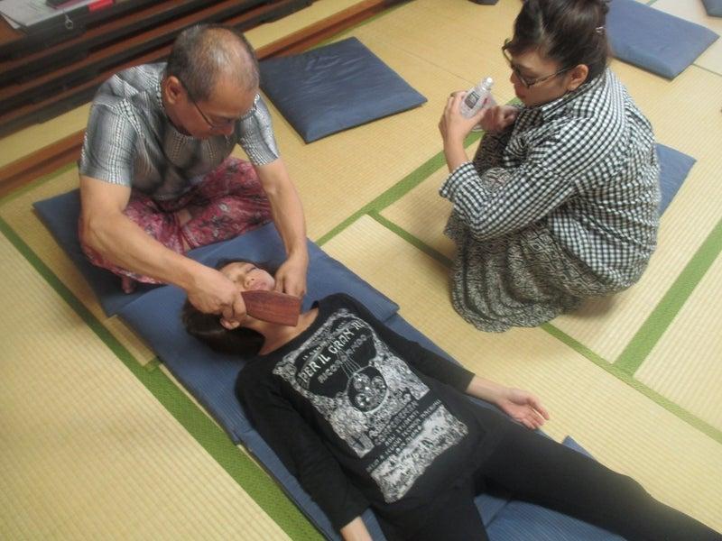 見直し&教え合う練習会☆タイ古式マッサージ 3