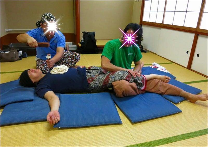 見直し&教え合う練習会☆タイ古式マッサージ 9