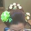 リハーサル 新日本髪〜お色直しの画像