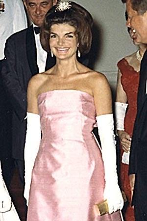 ジャクリーン・ブーヴィエJacqueline Bouvier Kennedy Onassis   Time ...