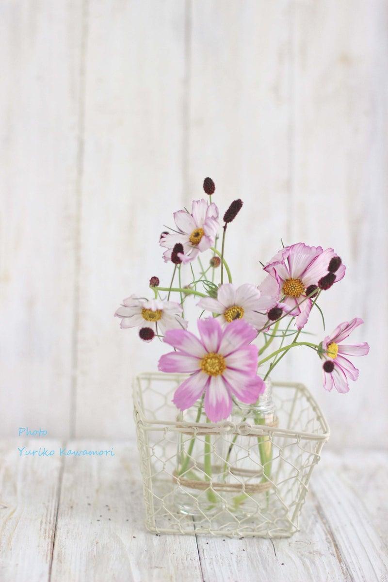 無印良品、小分けボトルの「花」活用法