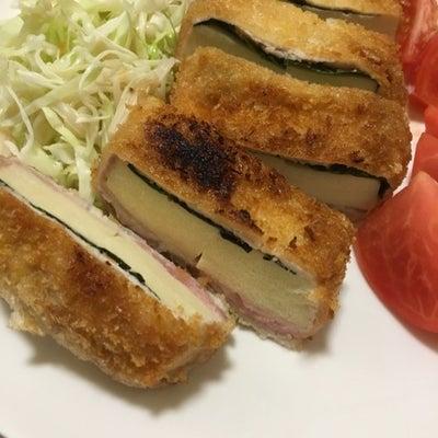 【ダイエットにも節約にもなる】トンカツ♡高野豆腐でカロリーダウンの記事に添付されている画像