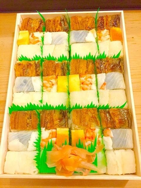 大阪を代表するお寿司、「箱ずし」をお召し上がりなったことはありますか?の記事より