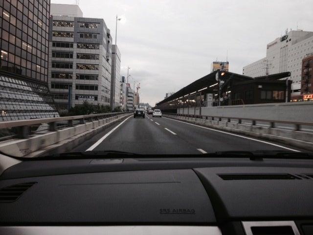 新御堂筋にて 北大阪ペーパードライバー