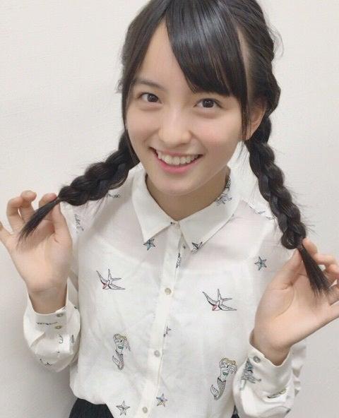 三つ編みの清井咲希