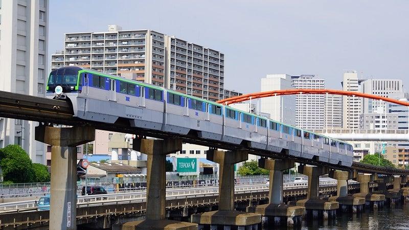 9月17日】モノレール開業記念日(東京モノレール)~都心部の急勾配 ...