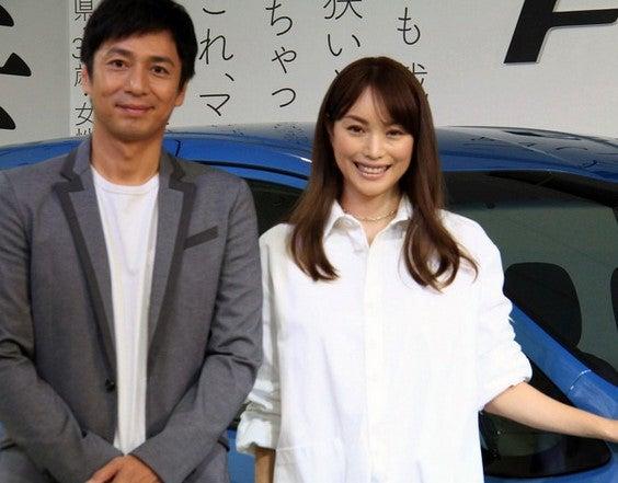 HONDAの新型フリードの発表会 徳井義実さん
