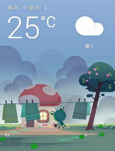 船橋 天気