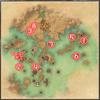 【ESO】コールドハーバーのパブリックダンジョン「消えた者の村」、各チャンピオン・ボスの居場所の画像
