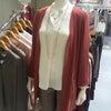 ちょっとした羽織りにオススメ♡池袋店の画像