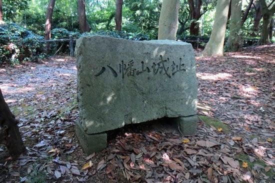 【写7】八幡山城