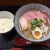 麺や なないち【鶏と煮干の白湯】@大阪 阪急茨木 28.9.19の画像