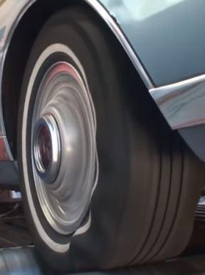 普段使わない車でもタイヤのチェックはしていますか?の記事より