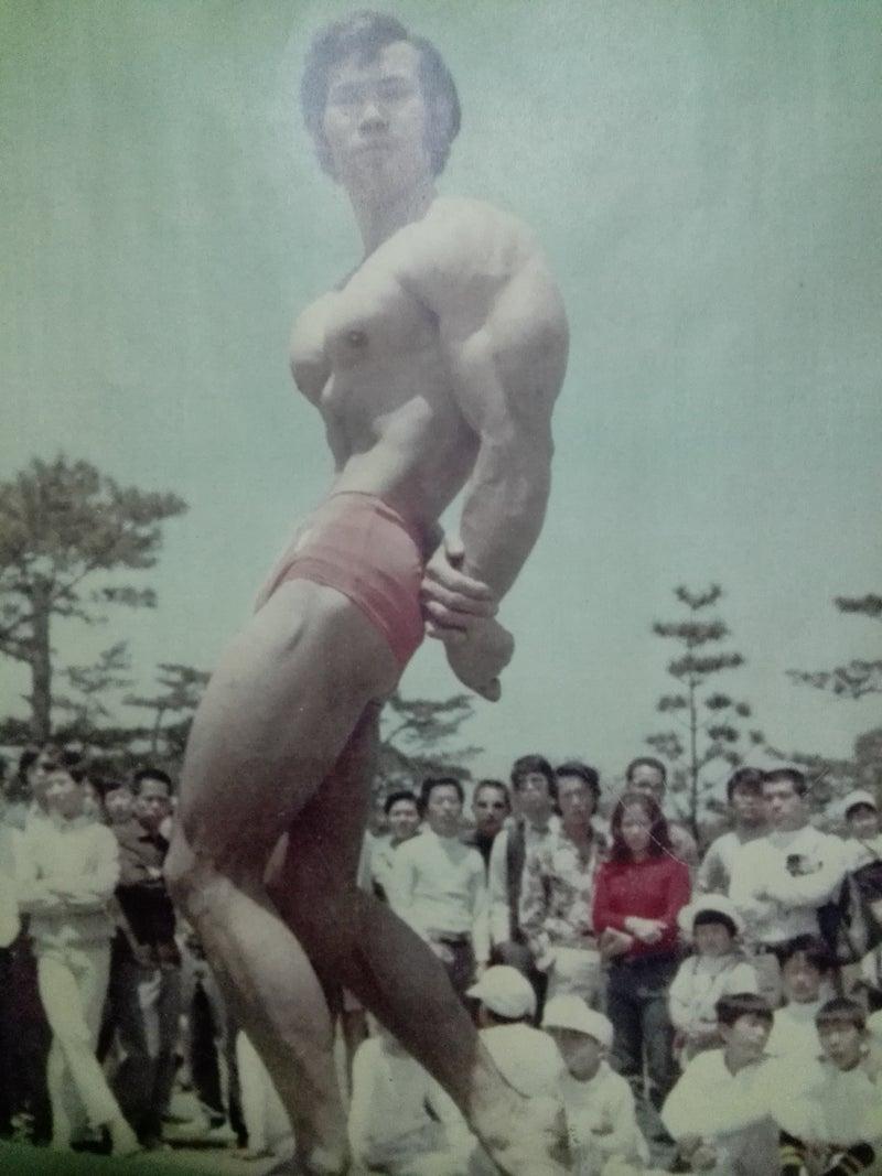 伊丹のパーソナルトレーナー金田あきひとのカッコイイ身体を目指すブログ伝説のボディビルダー吉村太一さんと飲みました。コメント