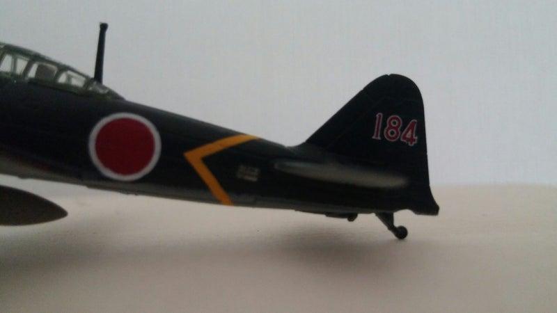 1/144 F-toys 零戦二二型 第582海軍航空隊