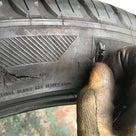 タイヤの弱いトコ・・・の記事より