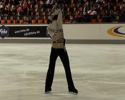 2011ネーベルホルン杯の羽生さん...