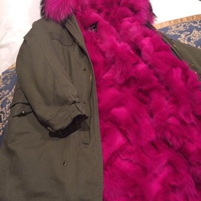 光熙市場(クァンヒシジャン)でリアルフォックスのモッズコート 衝動買い!の記事に添付されている画像