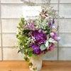 グリフラワーデコさんにお花をオーダー**の画像