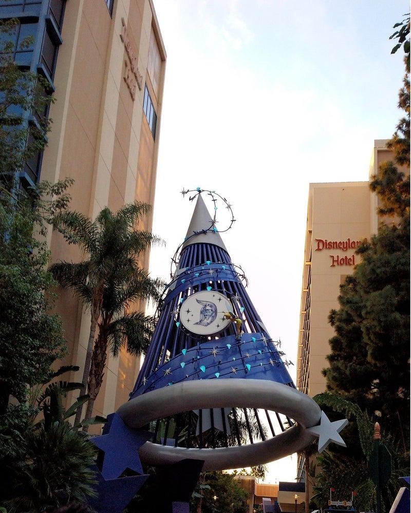 ハリウッドとディズニーの旅 ディズニーランドホテル|母親lv 1