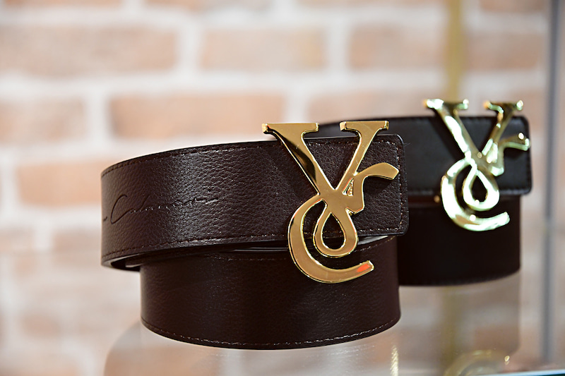 6ee42da2b VEYRON CALANARI - VC BLACK GUN METAL BELT BUCKLE WITH REVERSIBLE LEATHER  BELT BLACK   BROWN サイズ欠け、完売となっておりましたコチラの2カラーは再入荷となり ...