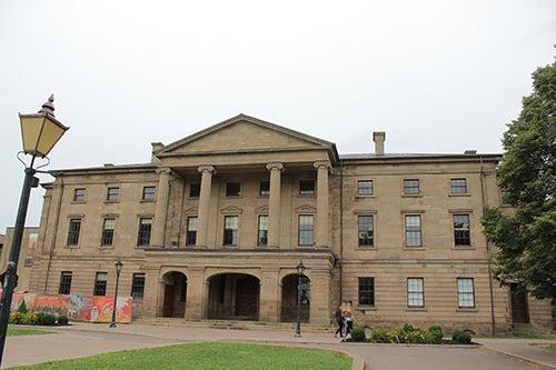「プリンスエドワード島 州議事堂」の画像検索結果
